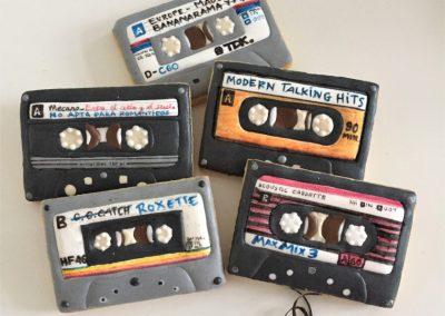 CASSETE RADIO INFINITY 103.3 TENERIFE