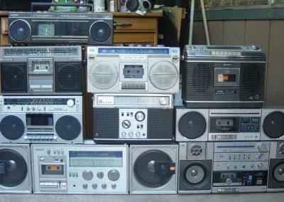 RADIO CASSETE 89 90 RADIO INFINITY 103.3 TENERIFE