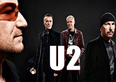 U2-banda RADIO INFINITY FM TENERIFE 103.3