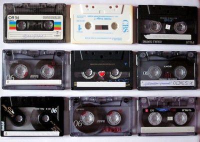 cassettes RADIO INFINITY 103.3 TENERIFE